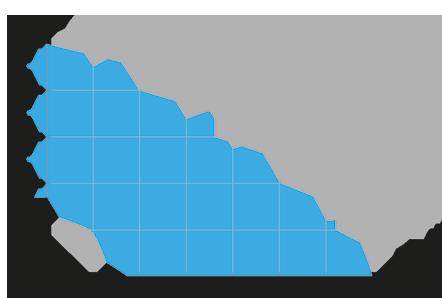 Производительность вытяжной вентиляционной установки BW-700 EC