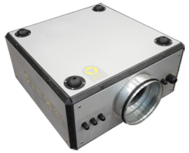 Приточная вентиляционная установка Колибри-1000