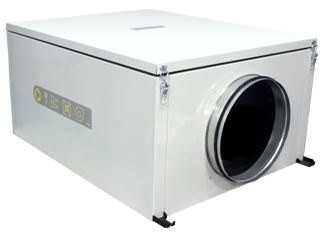 Приточная вентиляционная установка Колибри-2000