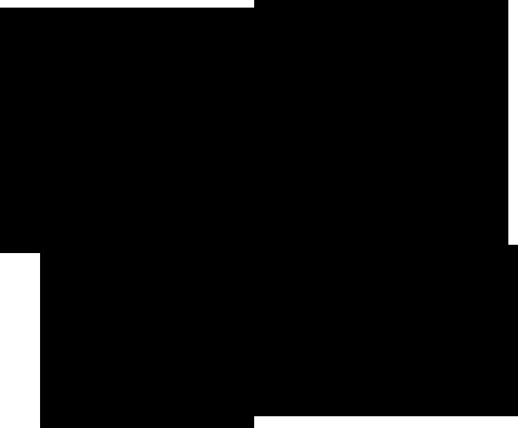 Габаритные размеры вертикальной рамы и монтажного мостика