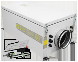 Приточная вентиляционная установка Колибри-500 ПМК