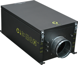 Приточная вентиляционная установка Колибри-500 EC
