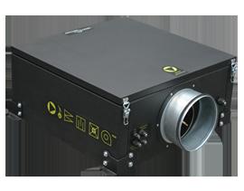 Приточная вентиляционная установка Колибри-1000 EC