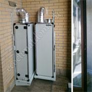 Приточная установка ПВУ-350. Здоровый Климат Дома