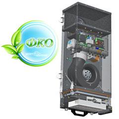 V-STAT FKO - Приточная вентиляционная установка с подогревом воздуха